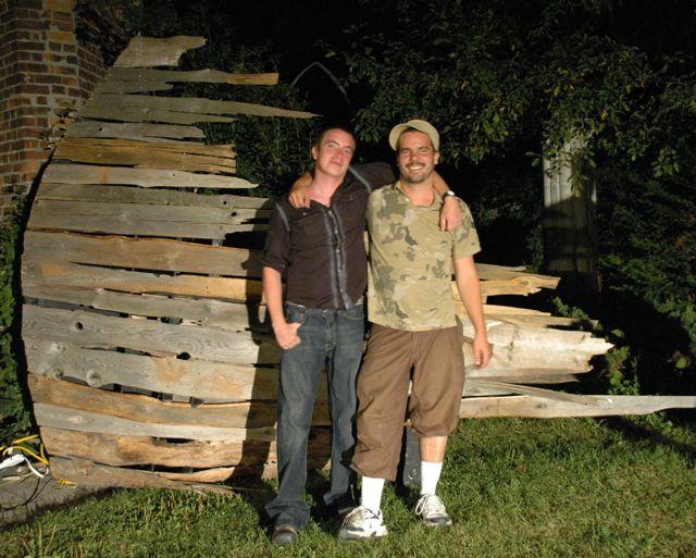 Brandon Calvert & Martin Walder